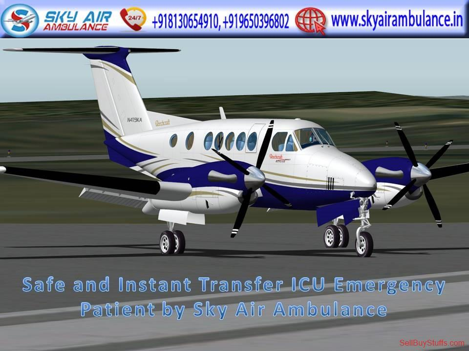 second hand/new: Rent Very Low Charges Air Ambulance in Kolkata with Doctor