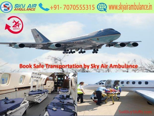 second hand/new: Hire India's Top Class Air Ambulance Service in Bokaro