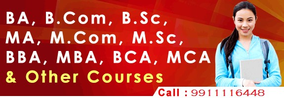second hand/new: BBA BACHELOR OF BUSINESS ADMINISTRATION  Courses 9911116448