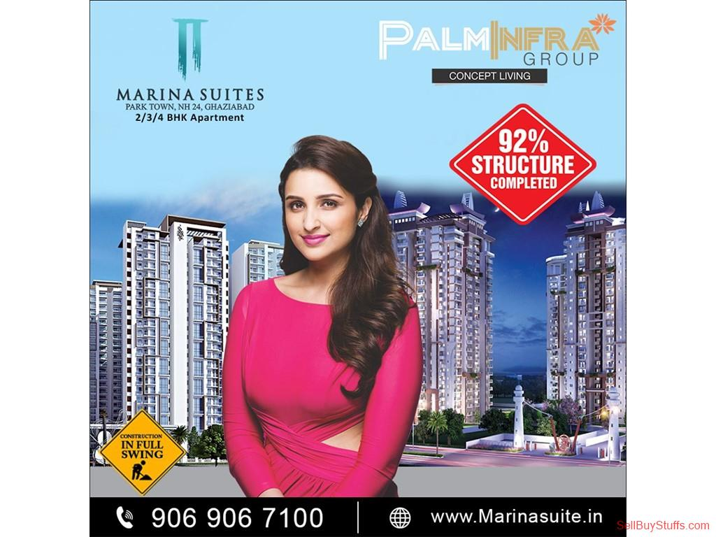 second hand/new: Marina Suites ultra-luxurious Ghaziabad | Call 906 906 7100