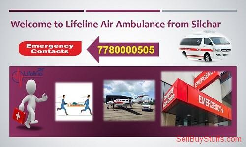 Silchar Lifeline Air Ambulance in Silchar Mitigate the Illness by Expert Squad