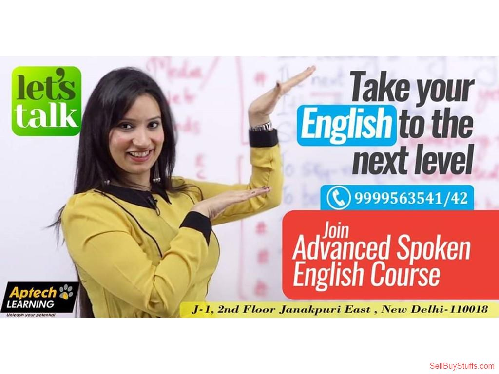 second hand/new: Spoken English Classes in Aptech  Janakpuri east