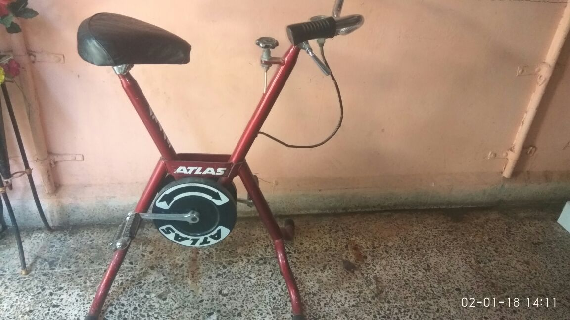 second hand/new: Bicycle