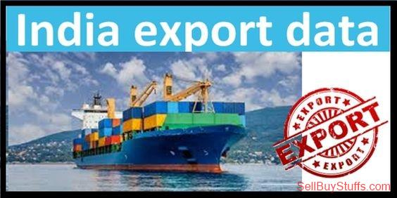 second hand/new: Import Export India Data: Expand Your Business with This