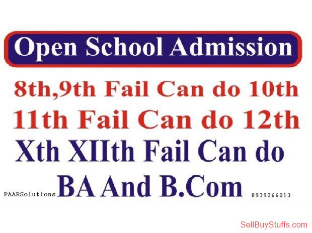 second hand/new: ADMISSION OPEN 10TH AND 12TH SAVE YOUR TIME & MONEY & ENROLL  NOW  CALL 9911116448 / 9891464680