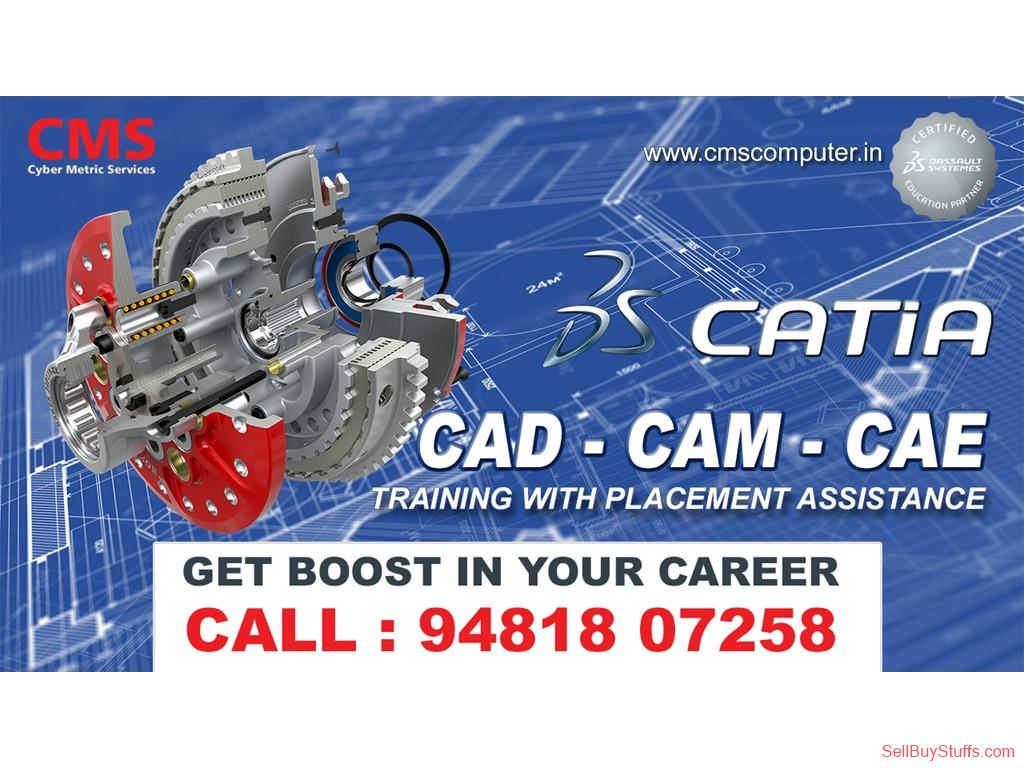 Bangalore Top CAD CAM CAE Training Institute in Bangalore – CMS Software Training Institute