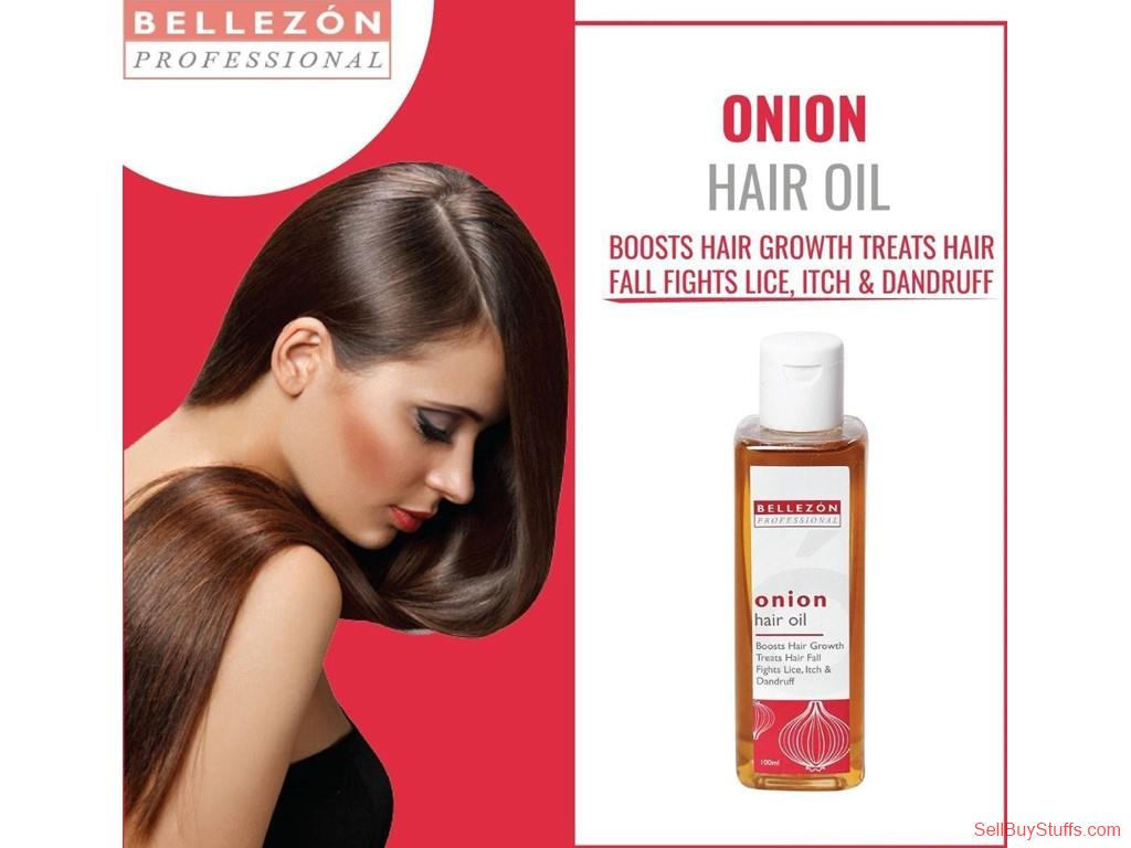 second hand/new: ONION HAIR OIL