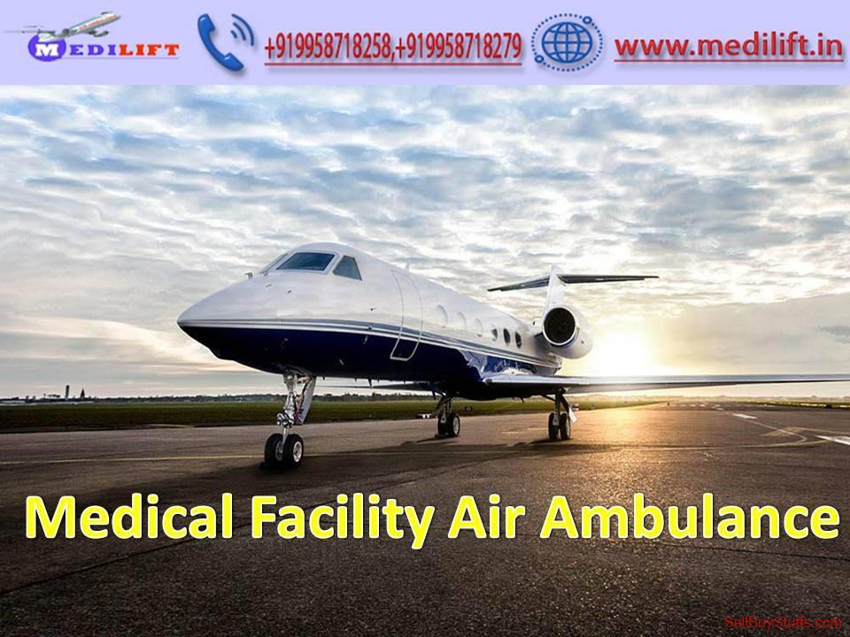 second hand/new: Take Emergency Air Ambulance in Bangalore with Medical Facility