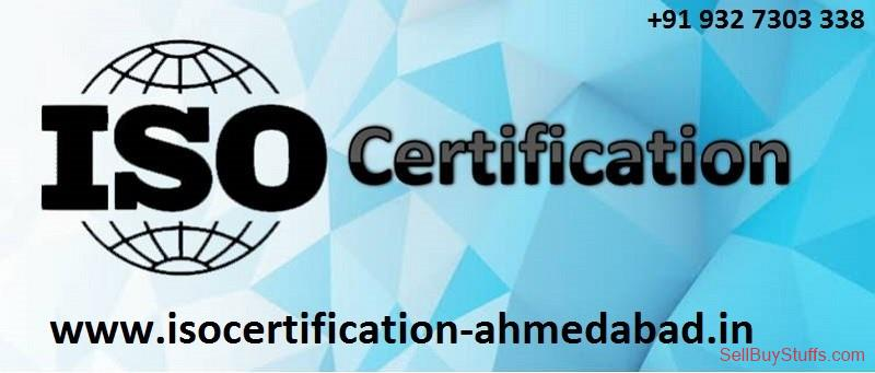 second hand/new: Best Consultant for iso certification in Ahmedabad