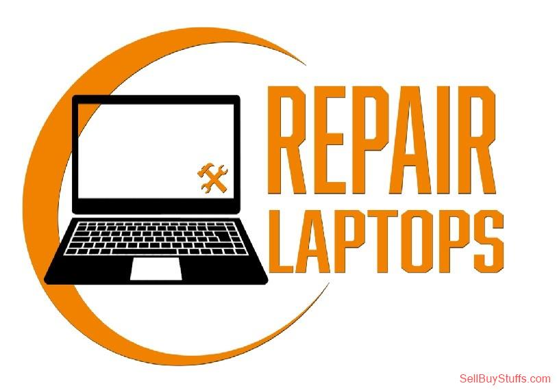 second hand/new: Repair  Laptops Contact US