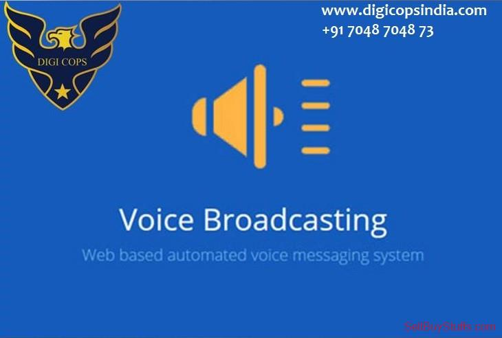 second hand/new: DigicopsIndia|Best Voice Broadcasting Service