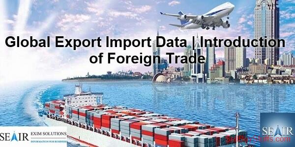 second hand/new: Access India Import Export Data from a Trustworthy Source!
