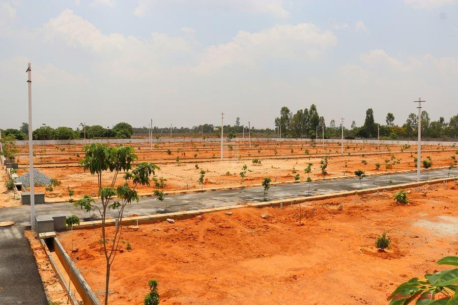 Bangalore Plots for sale with Best Amenities in Bangalore