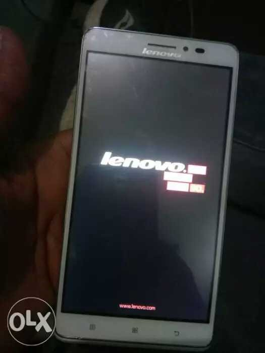 second hand/new: Lenovo mobile model A936