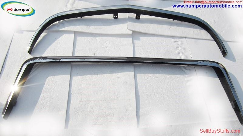 second hand/new: Datsun 240Z bumper kit (1969-1978) stainless steel
