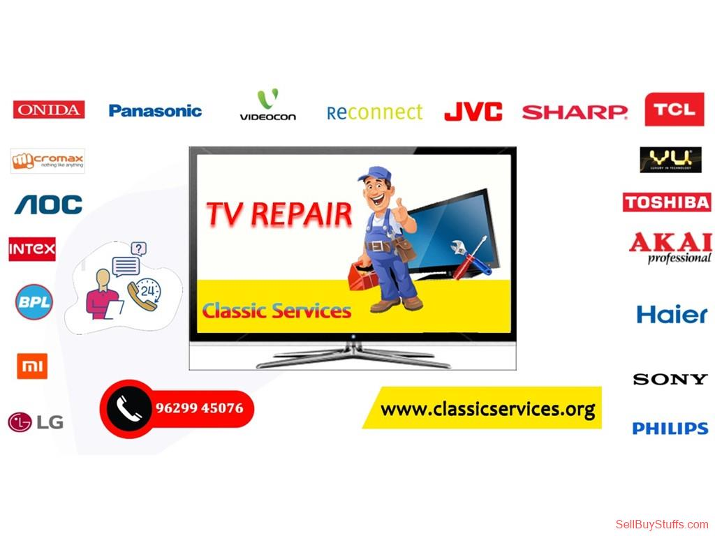 Coimbatore tv service near me