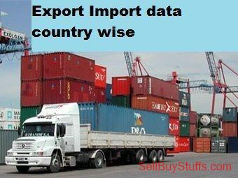 second hand/new: Importing exporting data: Access it from a Trusted Company