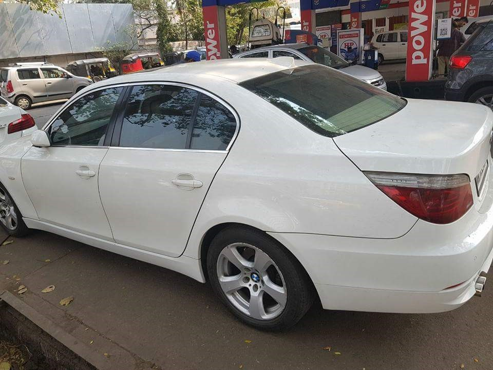 second hand/new: BMW Car 520D 2010 in Mumbai