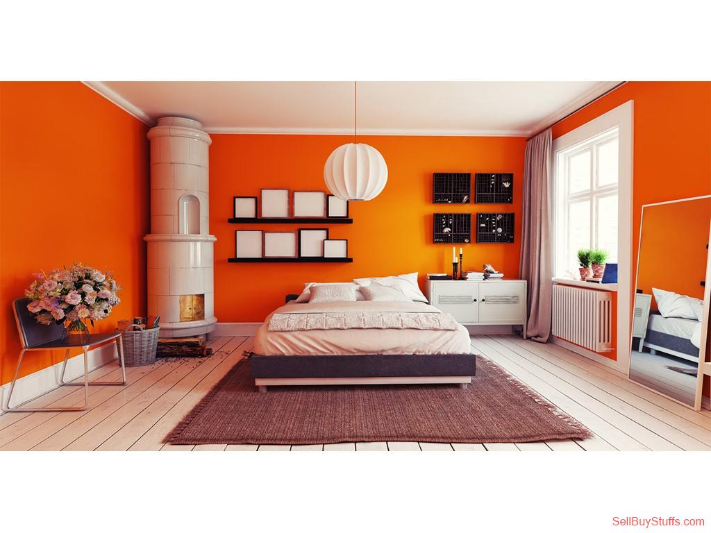 second hand/new: 3 BHK Bedroom Interior Design Services Noida