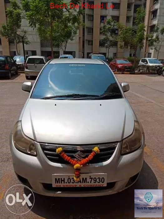 second hand/new: Maruti suzuki SX4 zxi