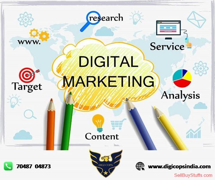 second hand/new: DigicopsIndia|Top digital marketing company