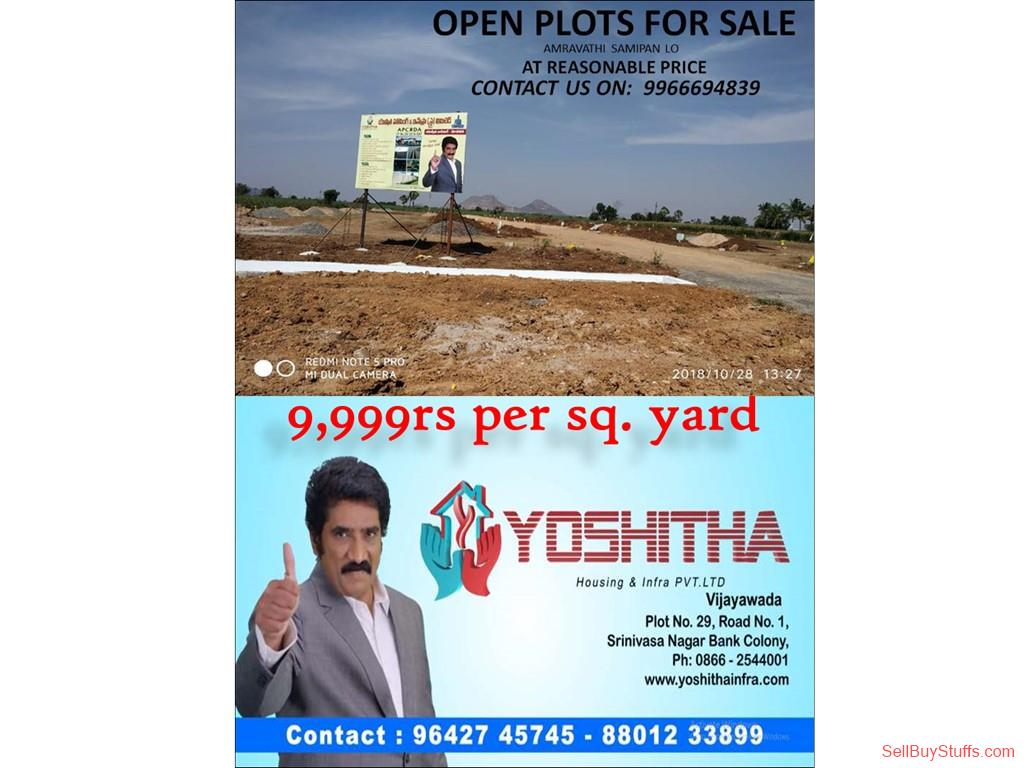 second hand/new: Open Plots For Sale