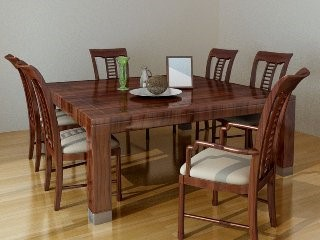 Balasore Dining table in good condition