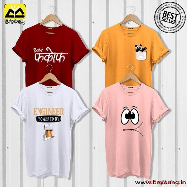 Mumbai Online Shopping For T-shirts and Mobile Covers-Beyoung