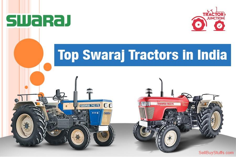second hand/new: Swaraj Tractor Price List