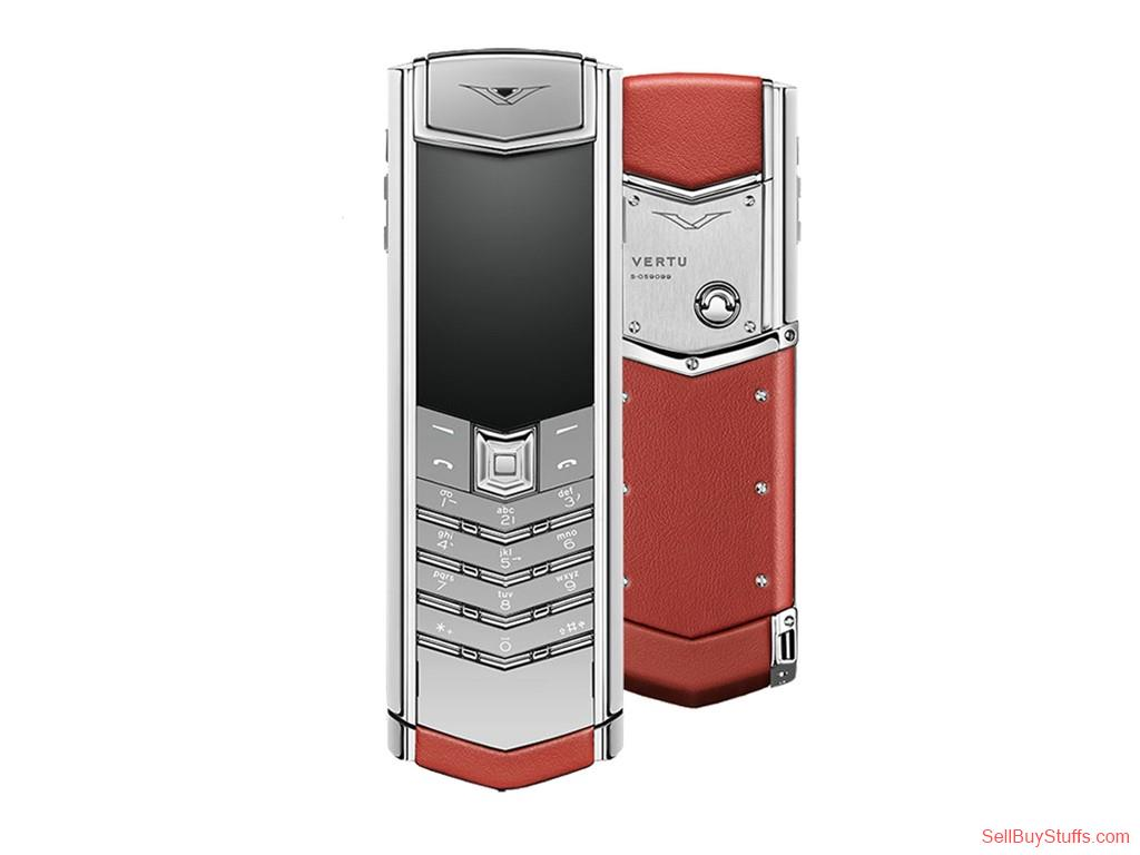 Delhi Vertu Signature phone India