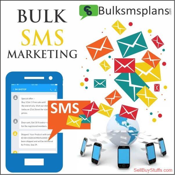Bulk SMS Service for Promotional & Transactional SMS