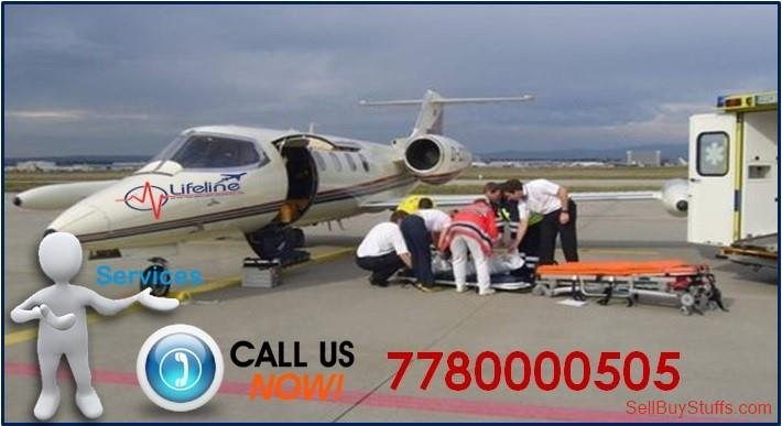 Darbhanga Lifeline Air Ambulance in Darbhanga Assist Patient Round-the-clock