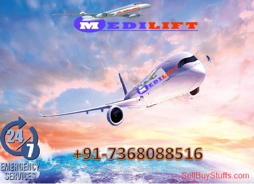 Ranchi Get Quality Based Charter Aircraft Air Ambulance Services in Ranchi
