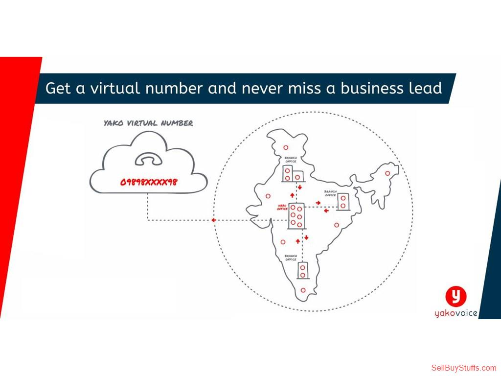 Vadodara Get a virtual number and never miss a business lead