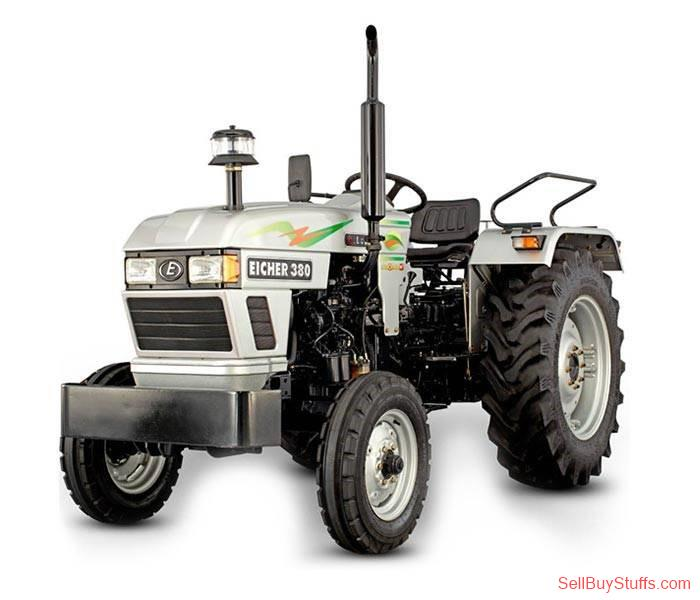 second hand/new: Eicher Tractor Price in India