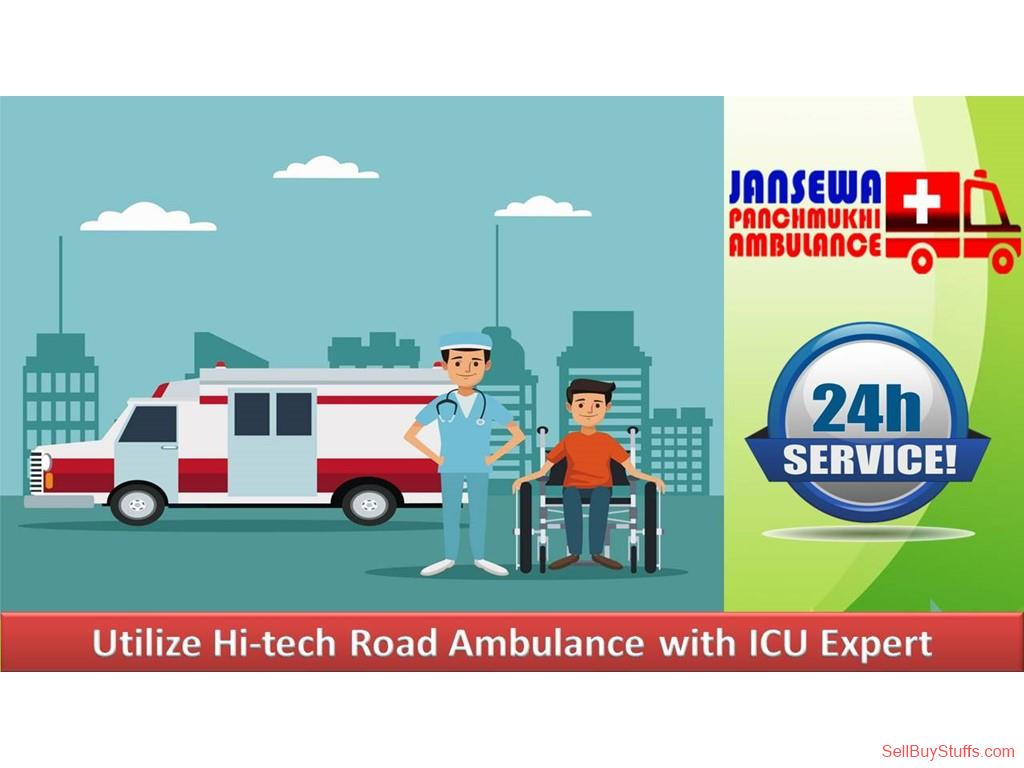 Hazaribag Get ALS Ambulance Service in Hazaribagh with Ultimate Medical Support