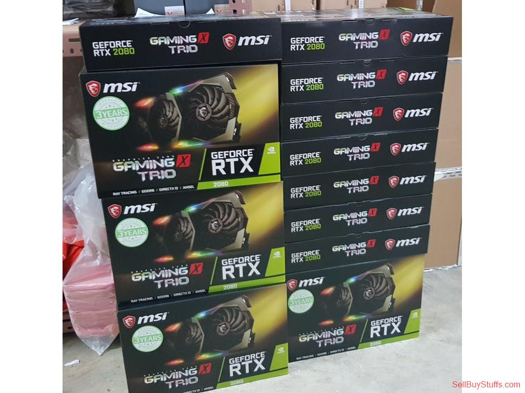 Ahmedabad MSI GeForce RTX 2080 Ti GAMING X TRIO