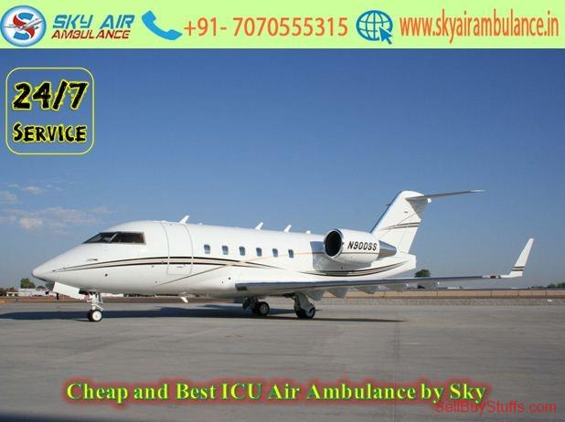 Dimapur Take India's Fastest ICU Air Ambulance Service in Dimapur