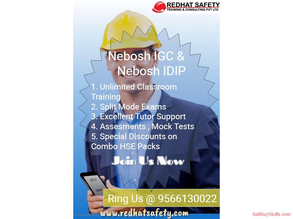 second hand/new: Nebosh IGC course in chennai | best safety course provider in chennai | nebosh course details