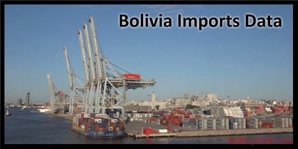 second hand/new: Bolivia import Data: Get Details of Bolivia Importers and Exporters