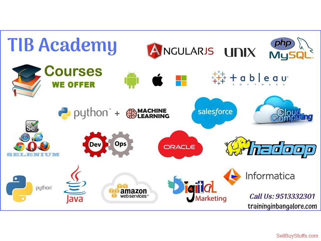 second hand/new: Best Training Institutes in bangalore