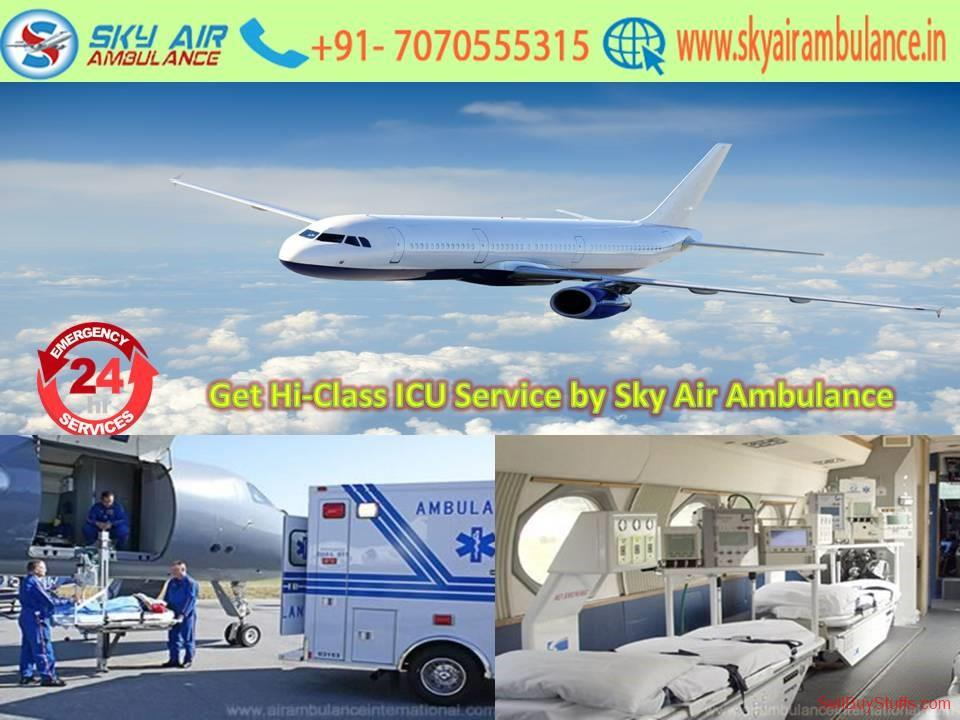 second hand/new: Hire Quick and Safe Air Ambulance Service in Hyderabad