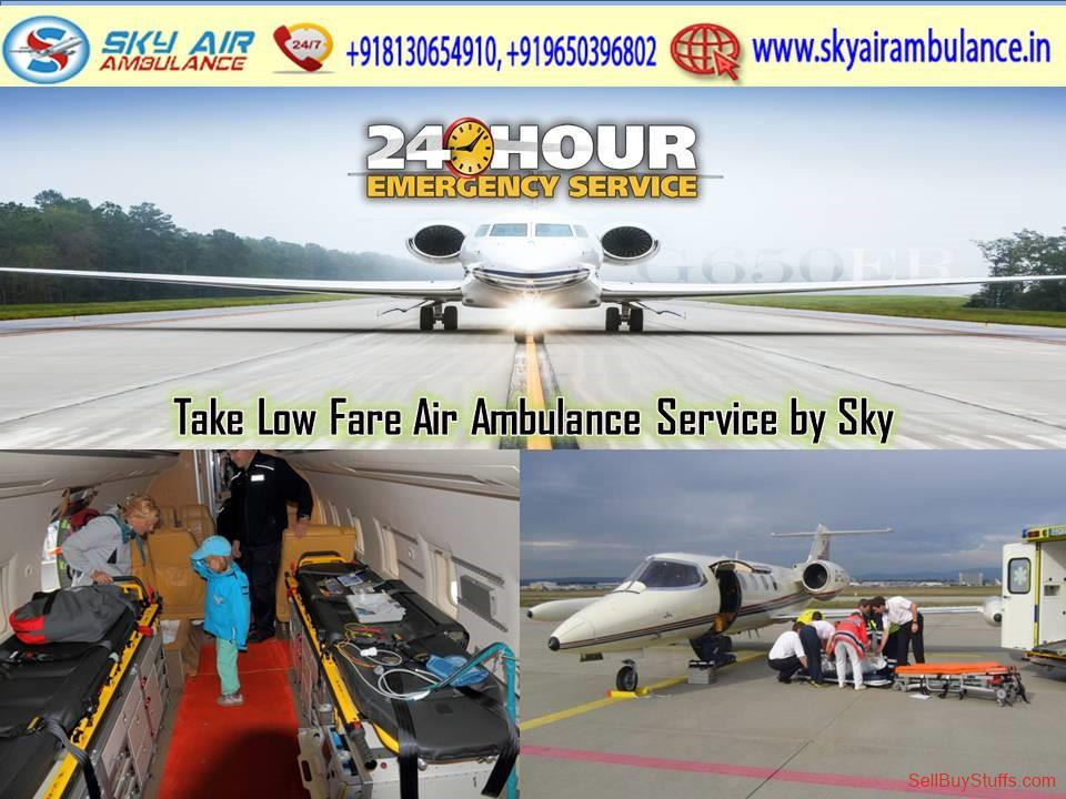Bhopal Choose Hassle Free Patient Shifting in Bhopal by Sky Air Ambulance