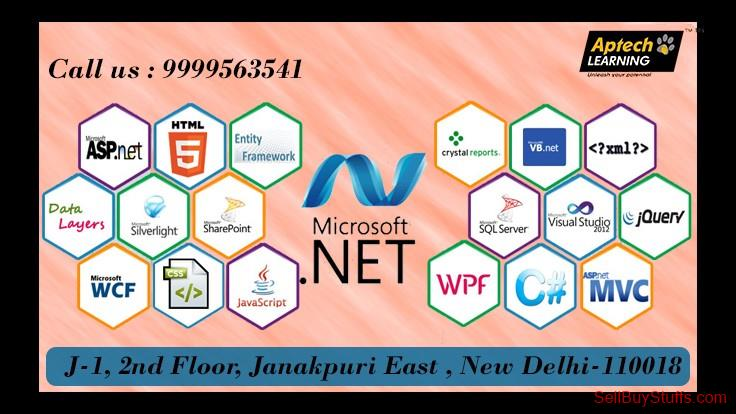Delhi .Net Training Institute in Aptech janakpuri east , delhi