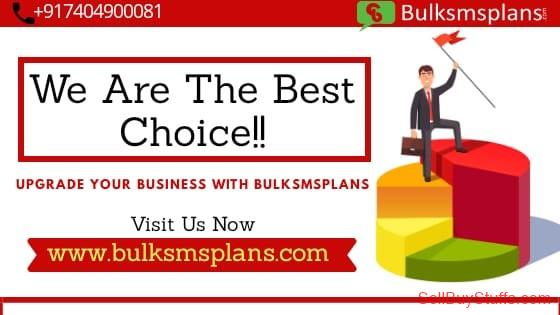 second hand/new: Upgrade your Business brands with BulkSMS