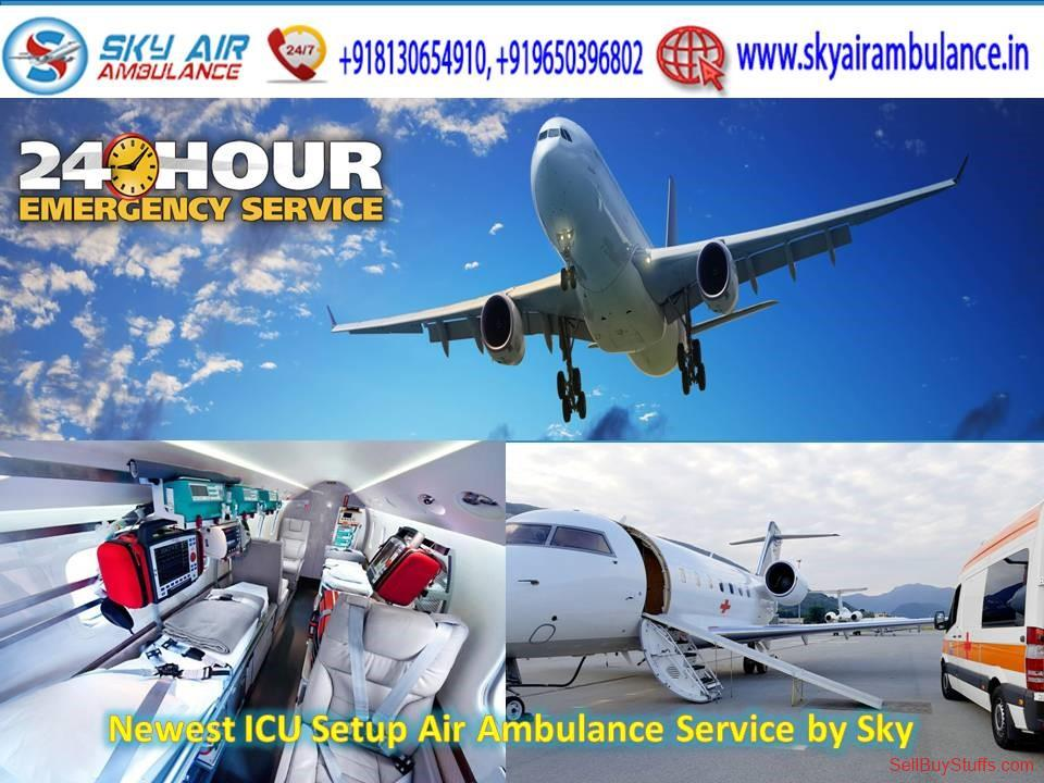 second hand/new: Get Top Class Air Ambulance Service in Raipur