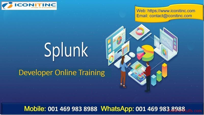 HYDERABAD-TELANGANA Splunk Developer Certification Online Training Placement