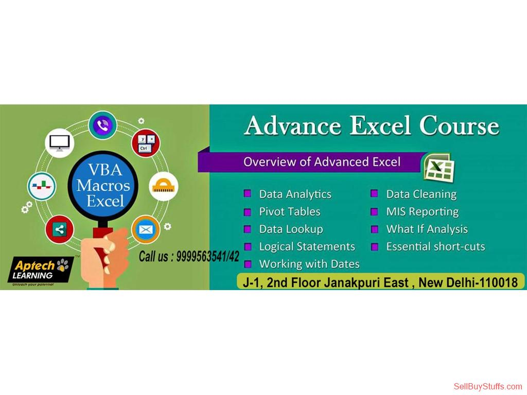 second hand/new: Best MIS Course in Aptech  Delhi-NCR