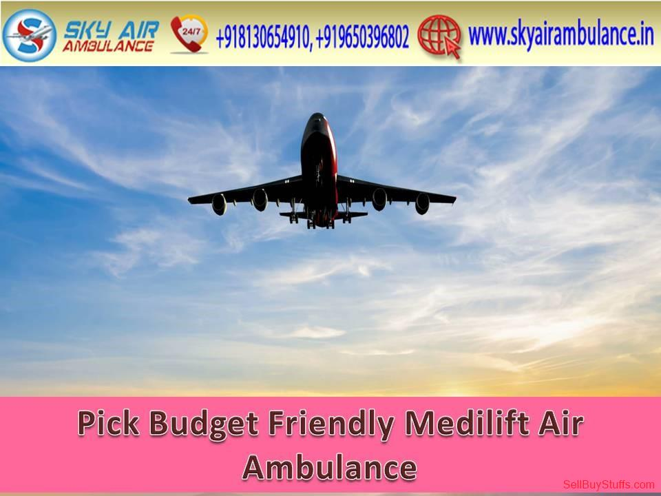 second hand/new: Splendid Air Ambulance in Chennai with Advanced Medical Support
