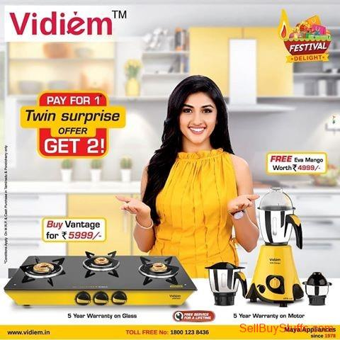 Chennai Vidiem Mixer Grinder and Juicers Online in India 2020
